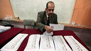 Muslim Brotherhood claims lead in Egypt presidential poll