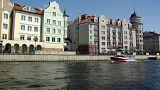 Kehribar kenti Kaliningrad'a yolculuk