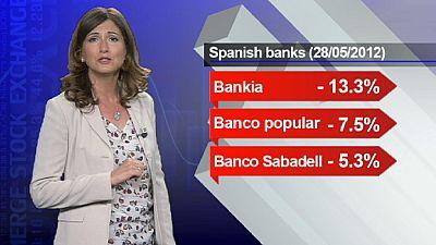 Black Monday for Spanish banks