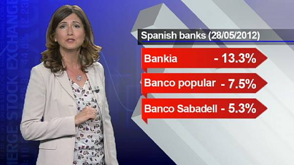 Black Monday for Spanish banks