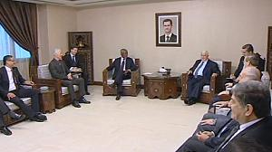 Annan to hold crucial talks with Assad after Houla massacre