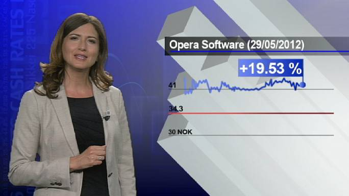 Opera Software - Facebook's next acquisition?