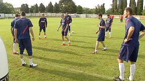 Euro 2012: Croatia