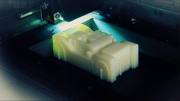 3D printing could 'revolutionise manufacturing'
