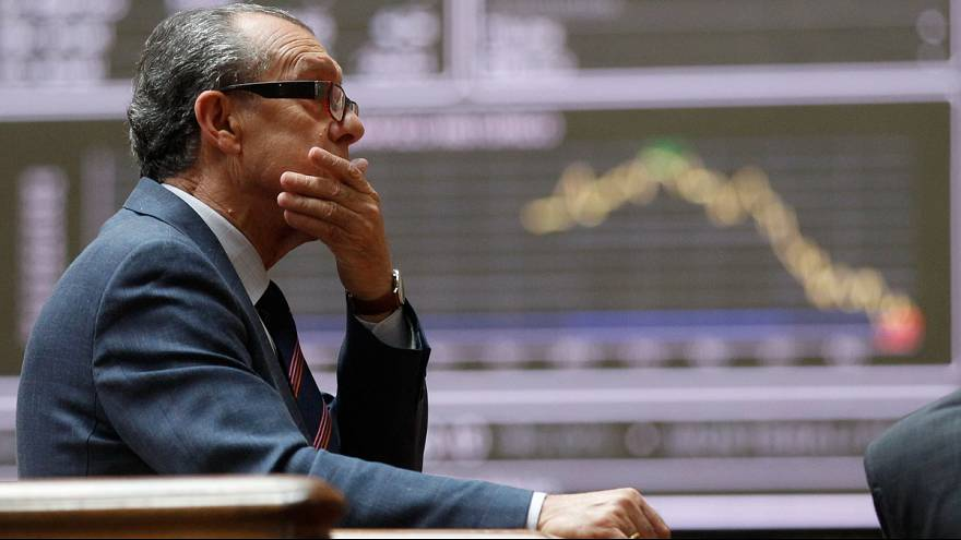 Instabilidade do setor financeiro penaliza Espanha e zona euro