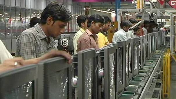 Indian economic growth weakest in nine years