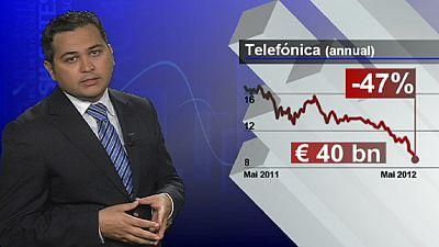 Teléfonica acude a bolsa en Alemania y Latinoamérica