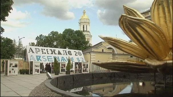 Ukraine's first Contemporary Art fair opens in Kyiv