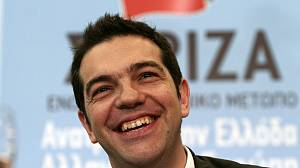 Greek left promise to throw out the bailout