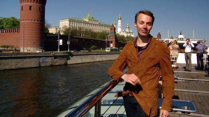 Traveller's Diary: Moscow