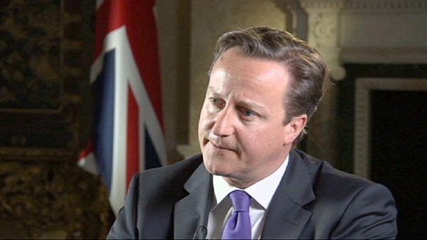 """Cameron: """"La reina no ha dado pasos en falso en 60 años"""""""