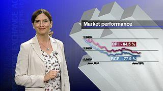 Rettung von Portugals BPI-Bank treibt Kurs an
