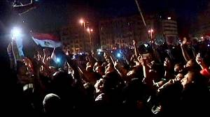 Losing candidates cast doubt on Egypt vote