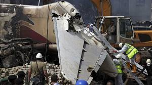 Nigerian plane crash death toll rises to 157
