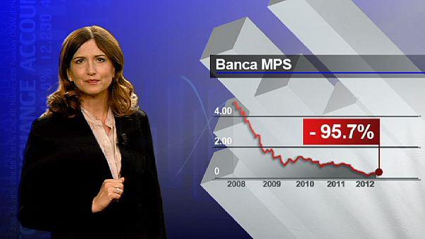 Şube satışı İtalyan banka MPS'in hisselerini yükseltti