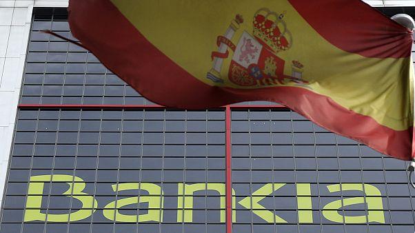 Spain's Bankia a red flag