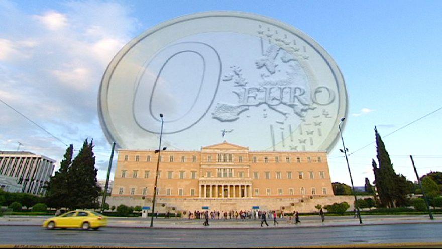 Drahmi, Yunanistan'ı kurtarabilir mi?