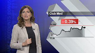 Effetto crisi sul Club Med