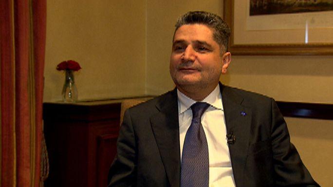 Тигран Саркисян об отношениях Армении и ЕС