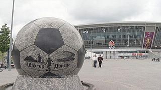 Донецк готов к старту ЕВРО-2012