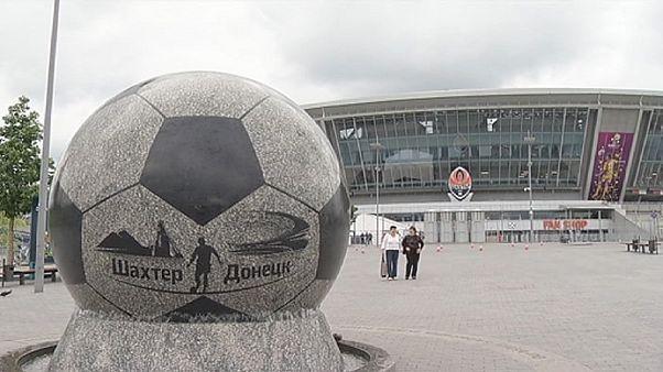 Donetsk : l'une des 4 villes hôtes de l'Euro 2012