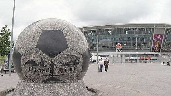 Madencilerin takımı Shakhtar Donetsk