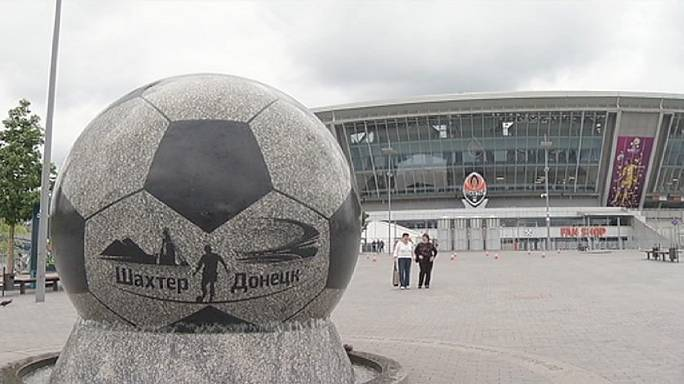 Donetsk: The Ukrainian city with English football heritage