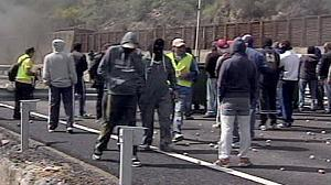 Asturias miners continue fight for survival