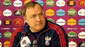 EURO 2012: Russia v Czech Republic
