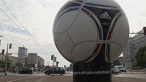 Euro 2012 vs euro crisis