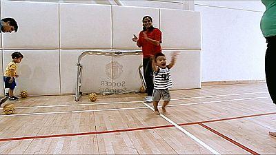 Educar jugando al fútbol