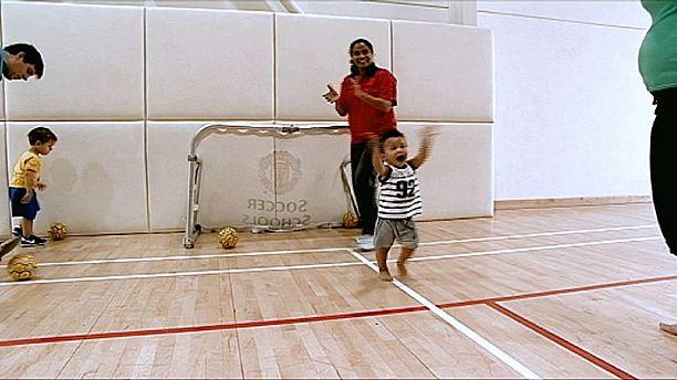 Football: Kick-starting education