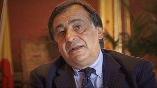 """Leoluca Orlando : """"Palerme nous appartient à nous, pas à la mafia"""""""