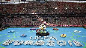 After all the waiting, Euro2012 kicks off