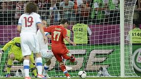 EURO 2012: Russia thrash the Czech Republic to start on high note