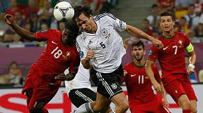 Euro 2012: Germany edge out Portugal