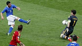 Spain v Italy: How it happened