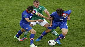 Ireland v Croatia: How it happened