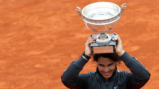 Nadal claims seventh French title
