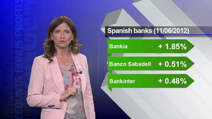 Banques espagnoles : réaction mitigée des marchés à l'aide européenne