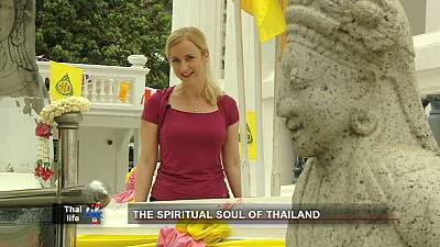Traveller's Diary: the spiritual soul of Thailand