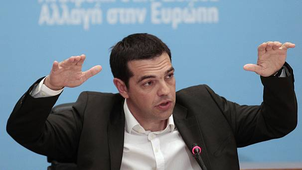 Greek radical Tsipras vows no more corruption