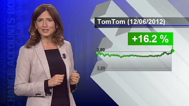 TomTom и Apple стали партнерами