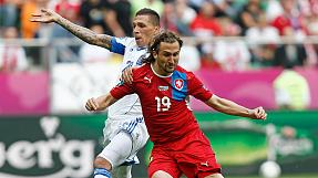 Euro 2012: Czech Republic down Greece