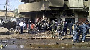 مقتل 45 شخصا في العراق في هجمات متفرقة