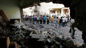 مقتل 55 شخصا واصابة 150 آخرين بجروح في سلسلة تفجيرات متفرقة في العراق