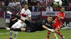 Russia 1 – 1 Poland: How it happened