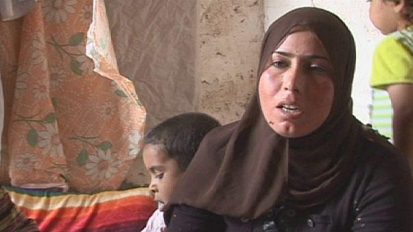 رنج و مبارزه بی پایان زنان بیوه عراقی