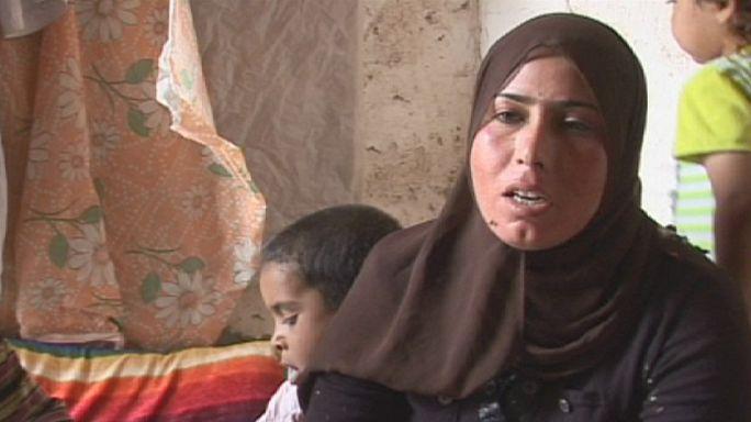 Дижла и Рашида: вдовы войны
