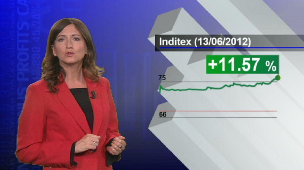 Textilriese Inditex trotzt der Krise